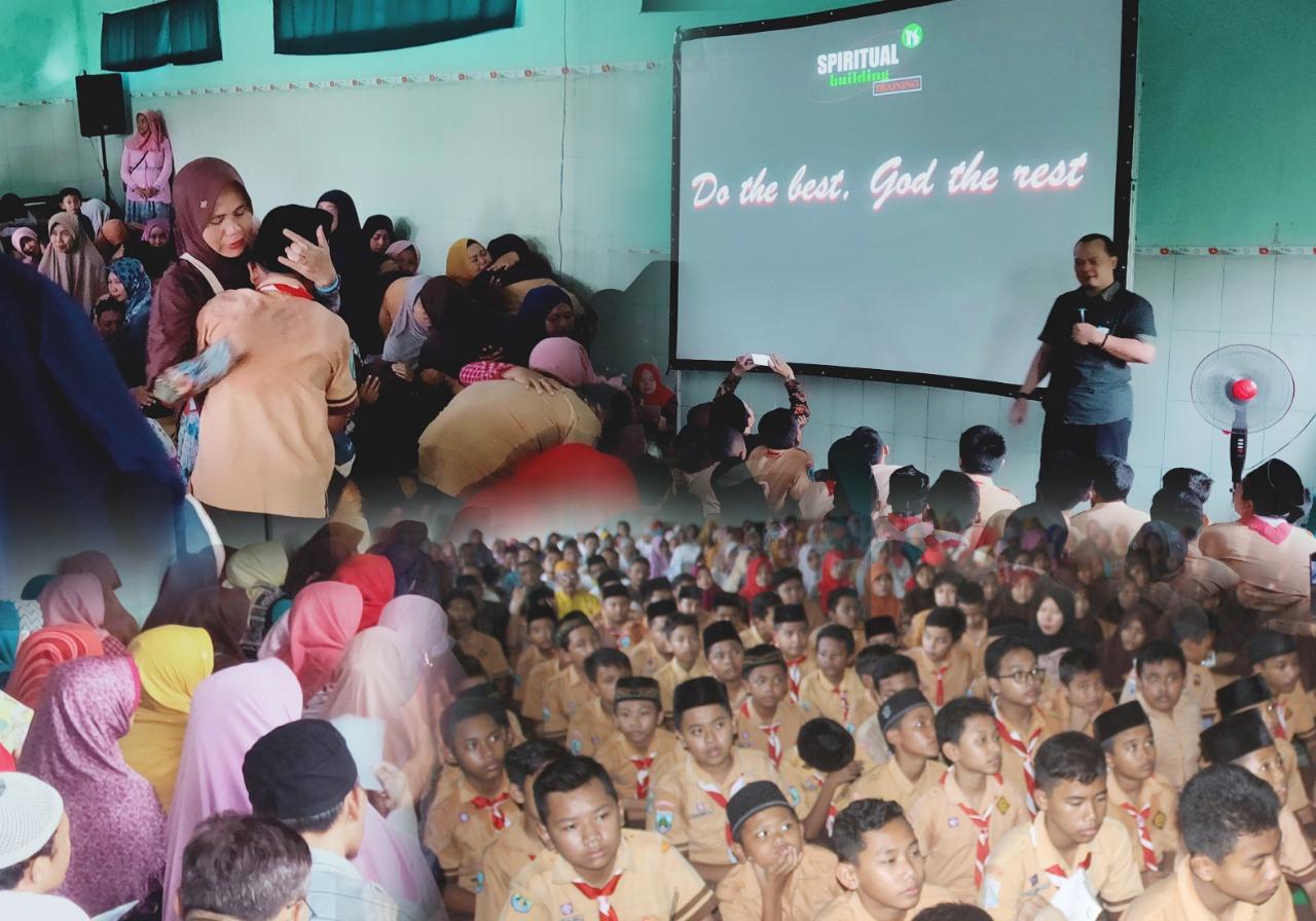MIN 2 Kota Madiun Selenggarakan  Spiritual Building Training,  Sebuah Event Pembangun Jiwa