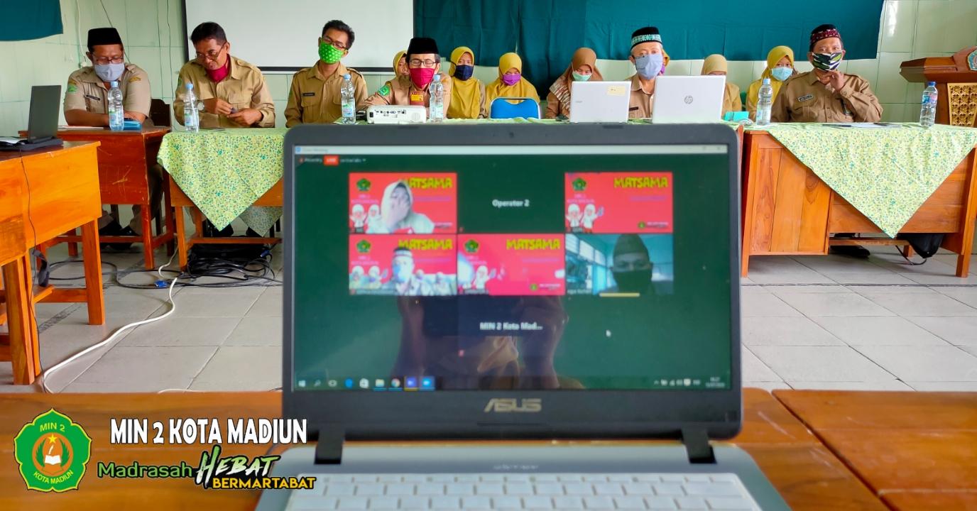 Tiga Hari Live Streaming MATSAMA MIN 2 Kota Madiun