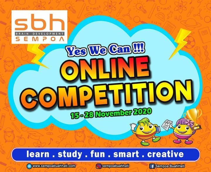 Talenta putra putri MIN 2 Kota Madiun di SBH Online Competition