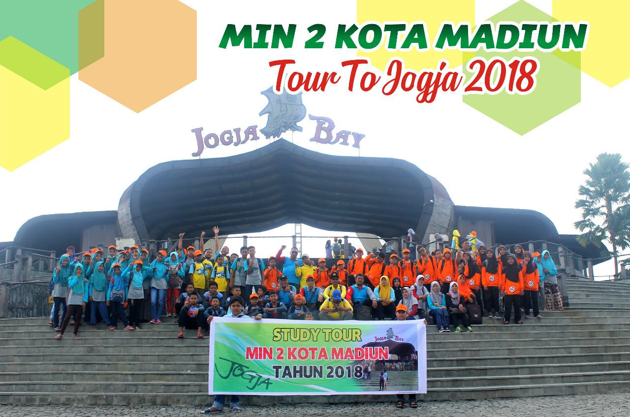 MIN 2 Kota Madiun Go To Jogjakarta