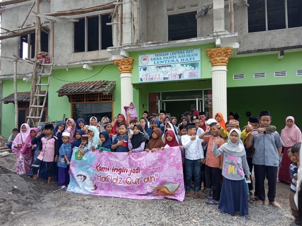 Inilah Rumah Kami, Surga di Lentera Hati (Sebuah catatan Interview di Panti Asuhan Yatim Piatu)