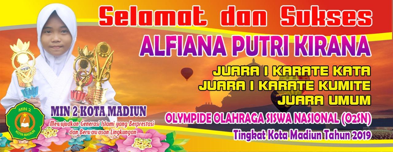 O2SN Alfiana