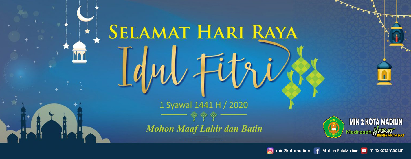 1. Idul Fitri 1441 H