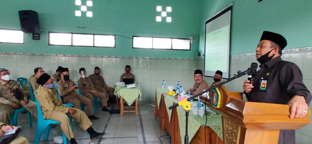 Tingkatkan kualitas guru MIN 2 Kota Madiun, Kakankemenag lakukan pembinaan