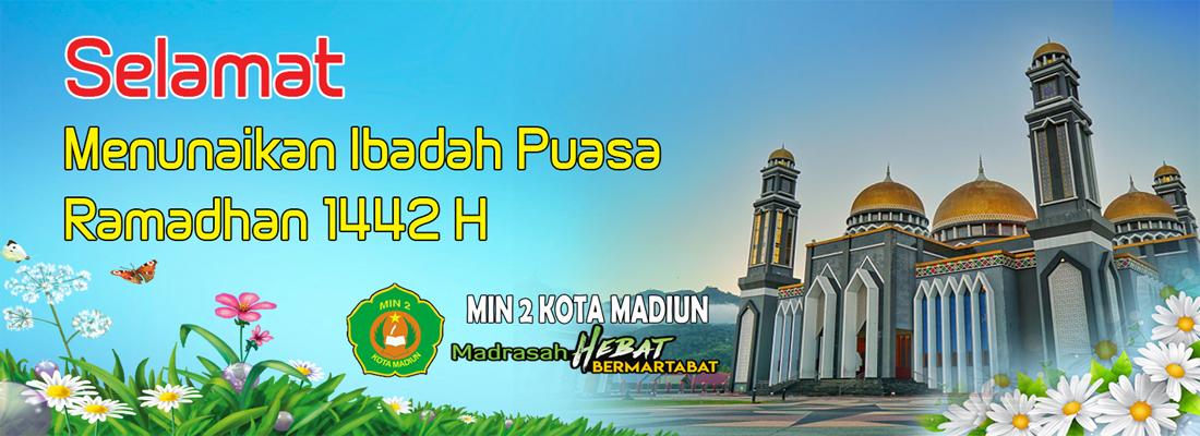 Selamat Menunaikan Ibadah Puasa Ramadhan 1442 H