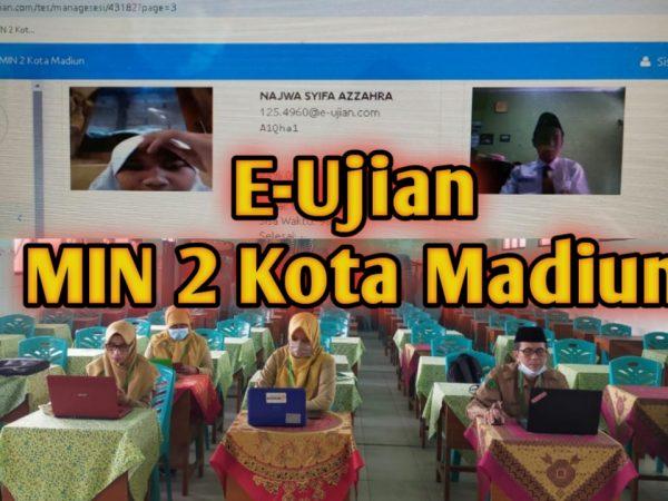 Ujian Madrasah Online Tahun Pelajaran 2020/2021