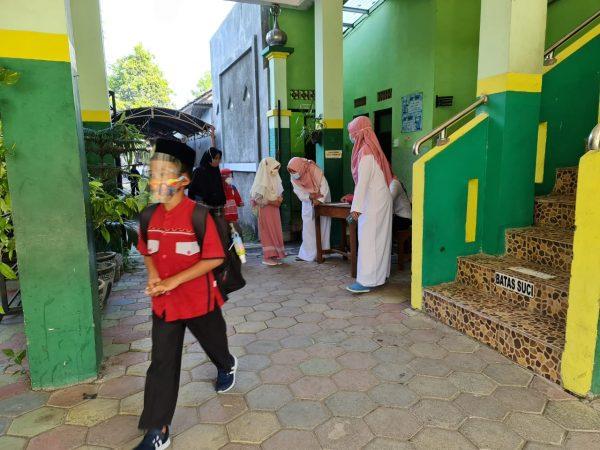 MIN 2 Kota Madiun gelar Pondok Ramadhan secara tatap muka